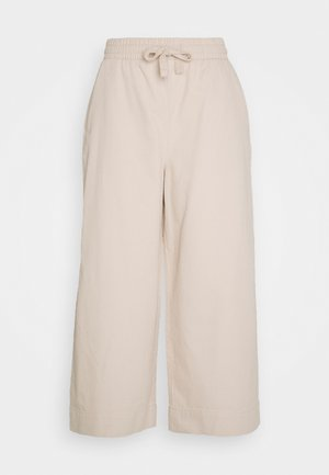 KAI TROUSERS - Trousers - beige