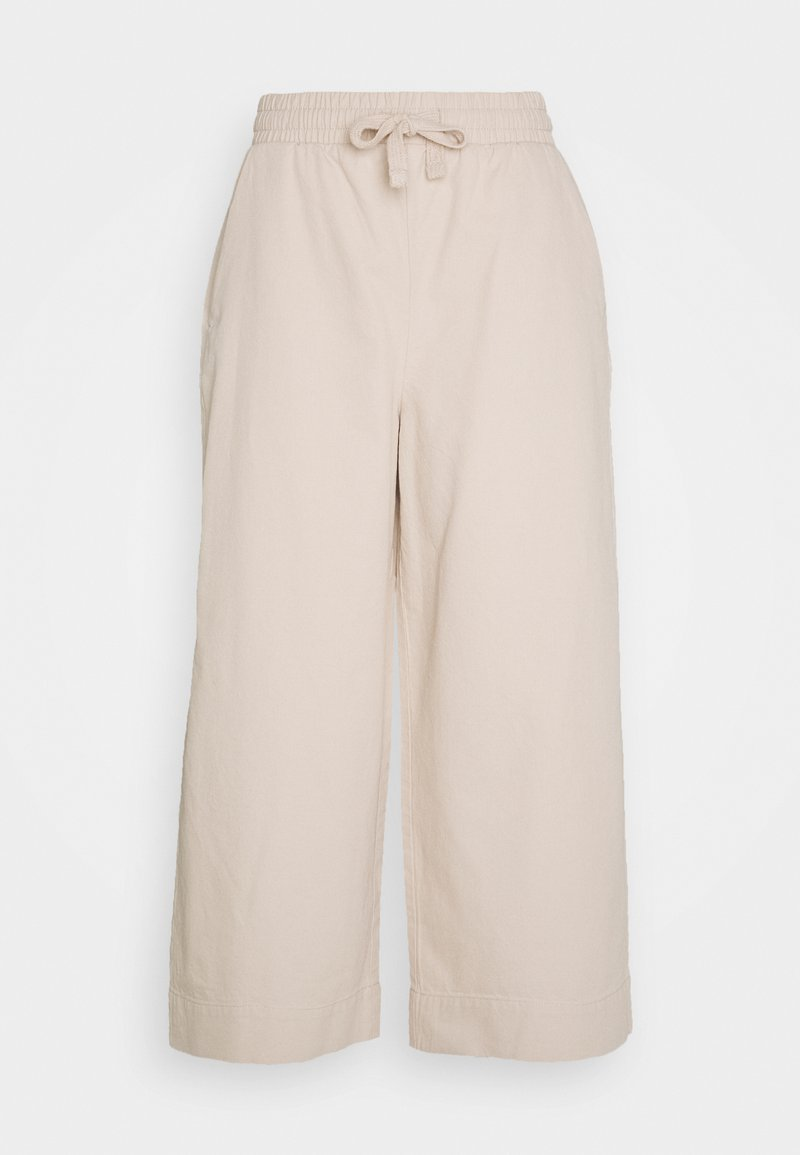 Monki - KAI TROUSERS - Bukse - beige