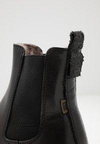 Bisgaard - BOOTIES - Zimní obuv - black - 2