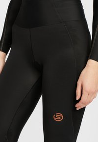 Skins - S5 SKYSCRAPER  - Leggings - black - 3