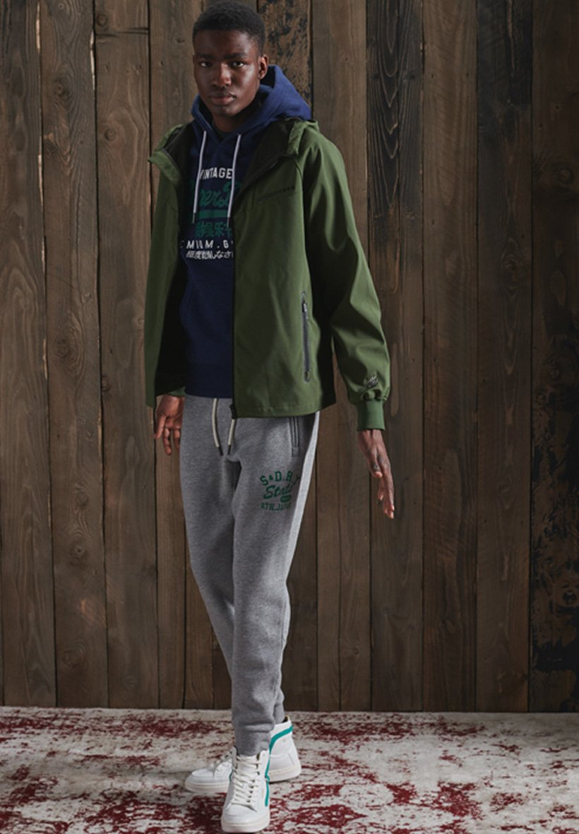 Men ECHO - Summer jacket