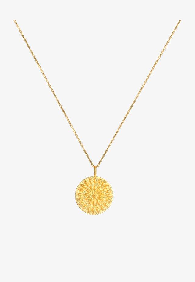 SONNEN - Necklace - gold