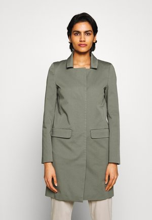 PORI - Short coat - dusty pine