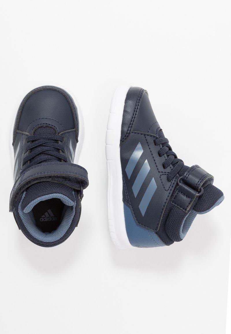 adidas Performance - ALTASPORT MID - Sportovní boty - legend ink/tech ink/footwear white