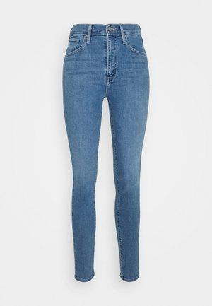 MILE HIGH SUPER SKINNY - Skinny džíny - naples fade
