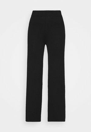LALLA - Trousers - nero