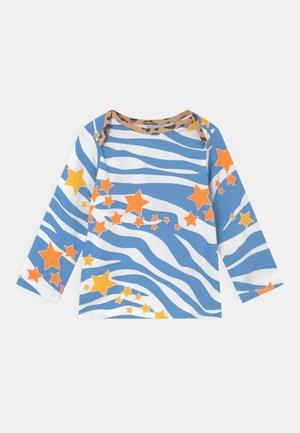 AQUA ZEBRA PRINT UNISEX - Long sleeved top - multi-coloured