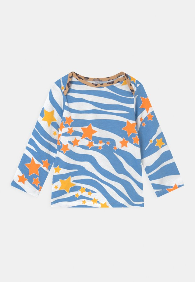 AQUA ZEBRA PRINT UNISEX - Long sleeved top - multi-coloured