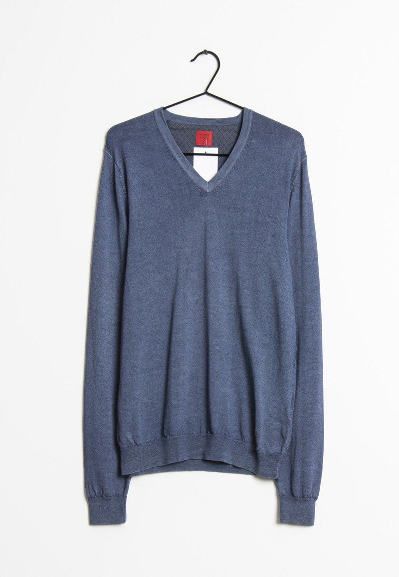 OLYMP Level Five - Pullover - blue