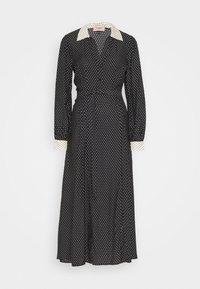 TWINSET - Maxi dress - nero/neve - 0