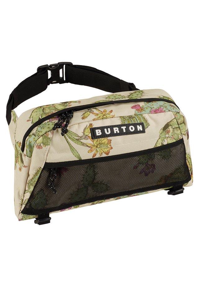 BEERACUDA SLING  - Bum bag - beige