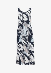 Fransa - MIT ALLOVER PRINT - Day dress - navy blazer mix - 5