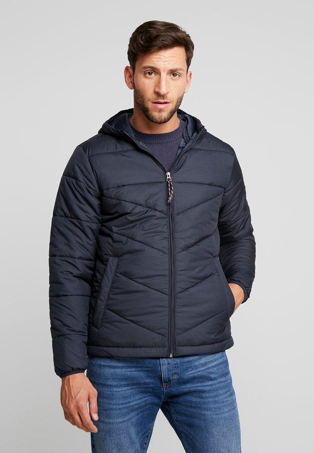 PKTAKM FORUM - Winter jacket - navy blazer