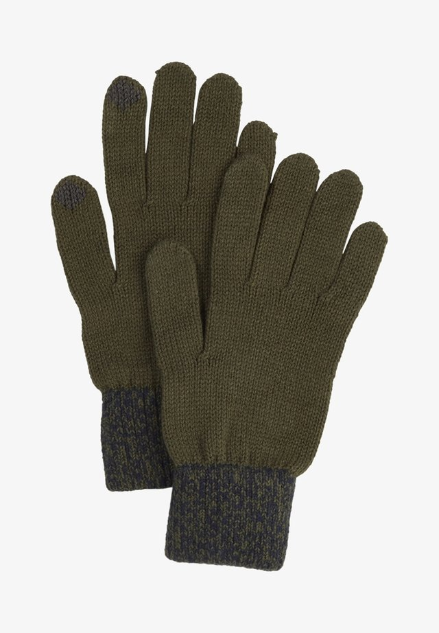 TOUCHSCREEN - Gloves - olive