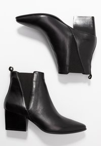 Steven New York - BARCA - Ankle boots - black - 3