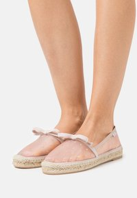 Red V - Espadrilles - nude/oro - 0