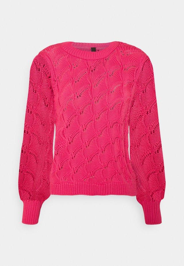 YASDACEY PETITE - Svetr - pink lemonade