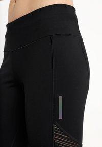 adidas Performance - HOW WE DO - Leggings - black - 3