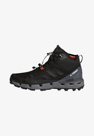 TERREX FAST MID GTX-SURROUND - Hiking shoes - black/grey