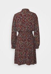 Fabienne Chapot - COUNTRY DRESS - Skjortekjole - rust/bordeaux - 7