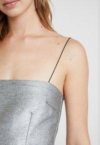 Bec & Bridge - LADY SPARKLE MINI DRESS - Cocktailklänning - metallic - 3