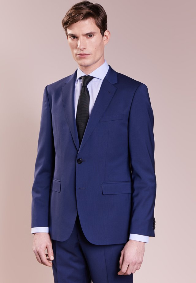 JEFFERY - Suit jacket - medium blue