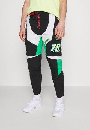 LAMBO - Trousers - black