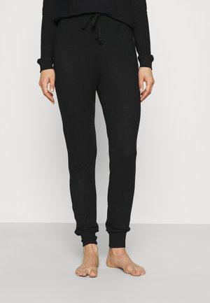 CALM - Pyjamabroek - black