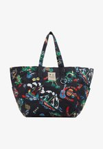 JAMAICA  - Tote bag - black multi