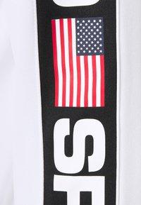 Polo Sport Ralph Lauren - LONG SLEEVE - Tröja med dragkedja - white - 2