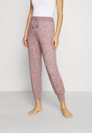 SNIT JOGGER - Pyjama bottoms - rose taupe