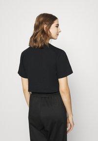 Ellesse - PRESEPE - T-shirts print - black - 2