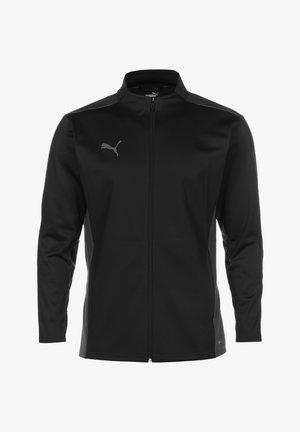 Giacca sportiva - puma black / smoked pearl / asphalt