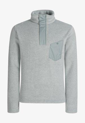 INNOMINATA - Fleece jumper - highway melange-granit