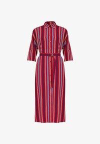 Finn Flare - Shirt dress - red - 4