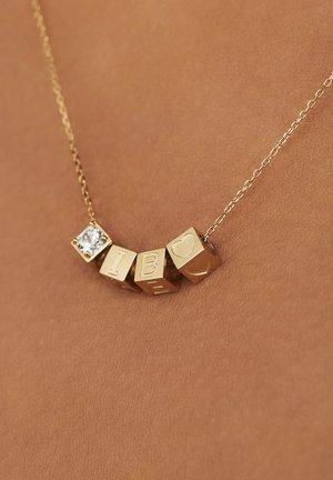 14 KARAT GOLD - Collier - gold