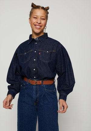 PAYTON WESTERN - Button-down blouse - tongue twister