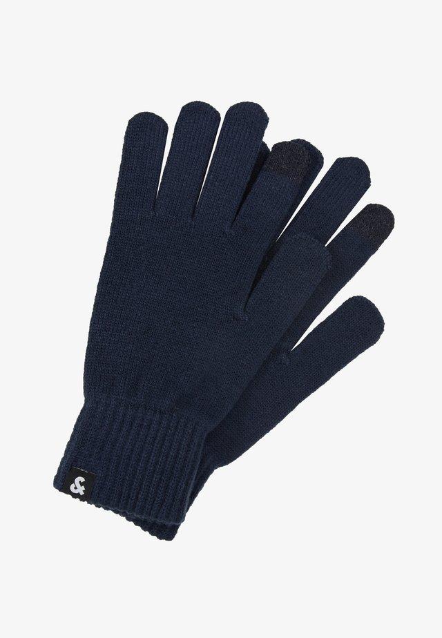JACBARRY GLOVES - Gloves - navy blazer