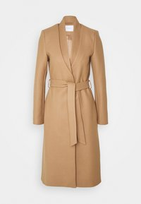 IVY & OAK - DOUBLE COLLAR COAT - Classic coat - camel - 4