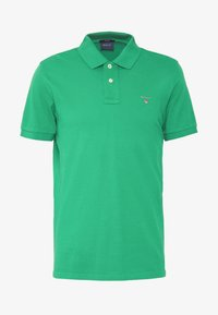 GANT - THE ORIGINAL RUGGER - Piké - kelly green