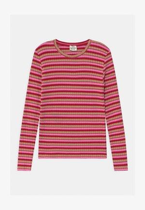 LONGSLEEVE - Camiseta de manga larga - red