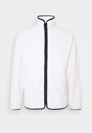 BEAUFORT JACKET - Fleece jacket - wax/grey