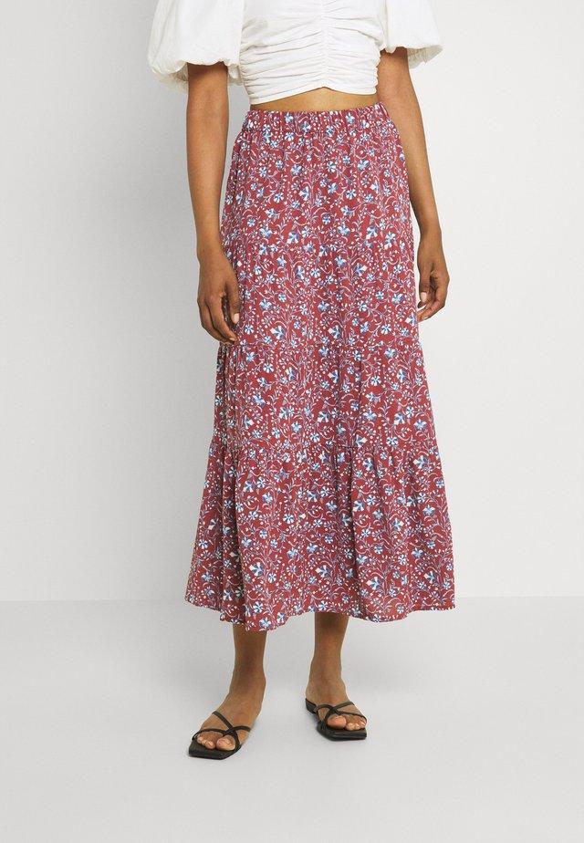 JDYVICKY SKIRT - Pliceret nederdel /Nederdele med folder - mauve