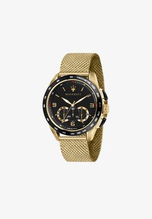 TRAGUARDO - Chronograph watch - gilded