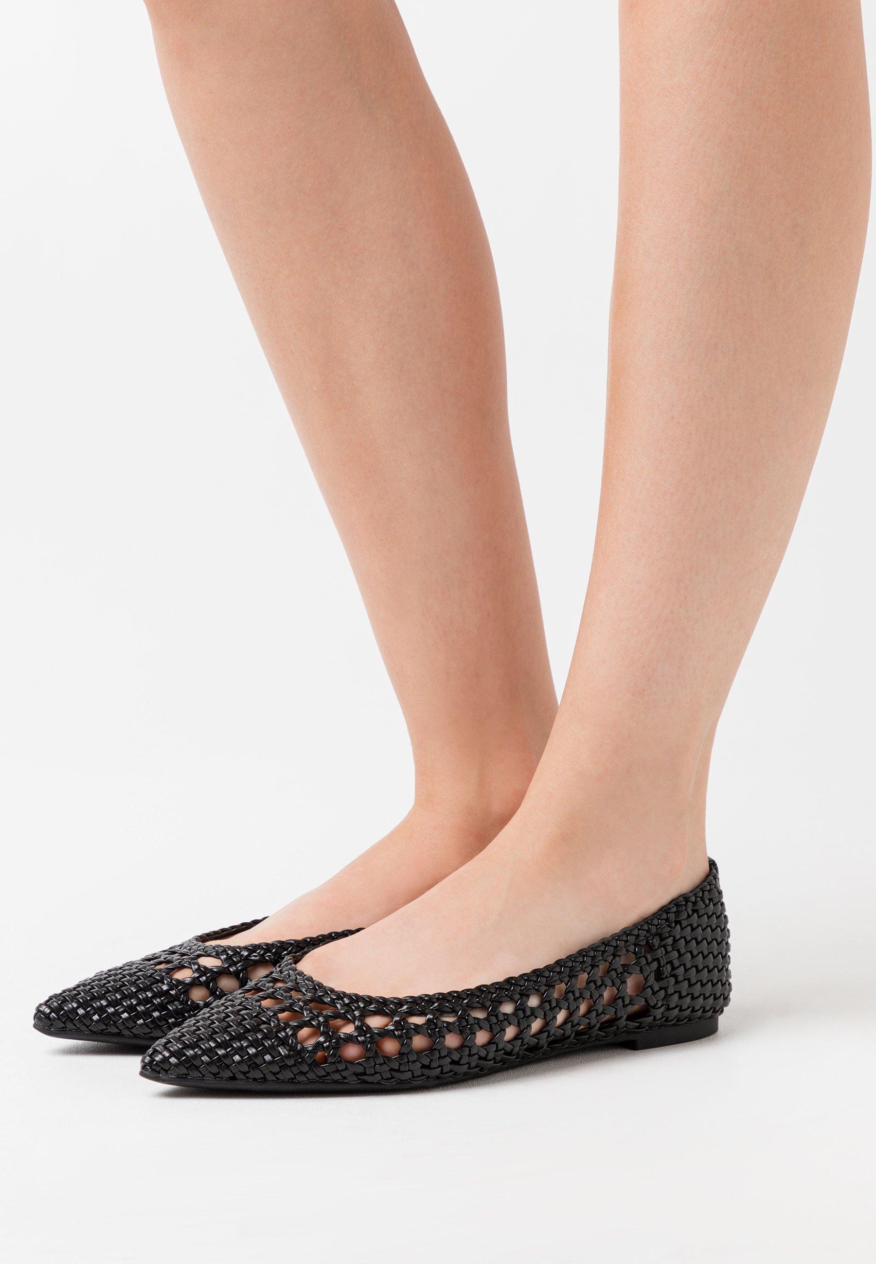 PARFOIS Ballerine - black - Scarpe da donna Freddo