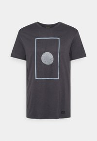 Icepeak - ABSECON - Print T-shirt - granite - 4