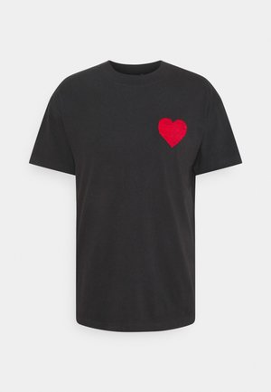 PRIDE CHAIN - Print T-shirt - black