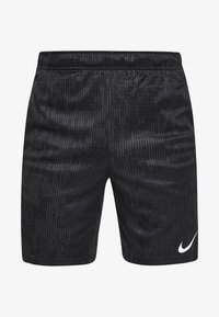 Nike Performance - DRY SHORT - Short de sport - black/white - 4