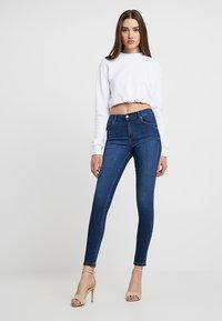 Dr.Denim - LEXY - Jeans Skinny Fit - atlantic deep blue - 1