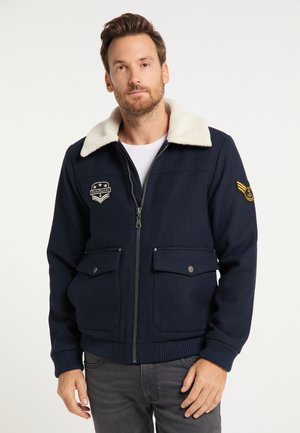 Summer jacket - marine